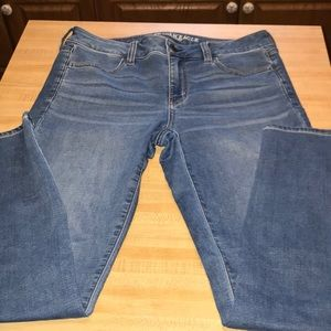 American Eagle Super Stretch X Jegging Jeans